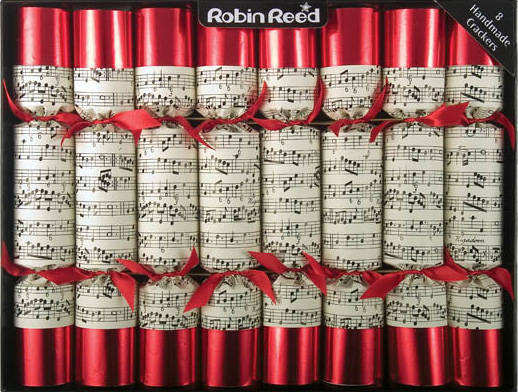 Picture of Christmas Crackers - 8 Fun Christmas Crackers - Concerto Music